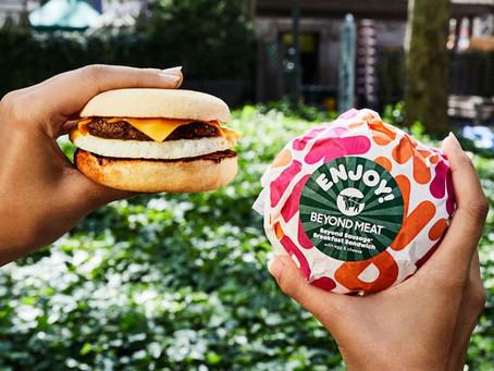 Fast-food et Veganisme, un mariage surprenant qui a de beaux jours devant lui