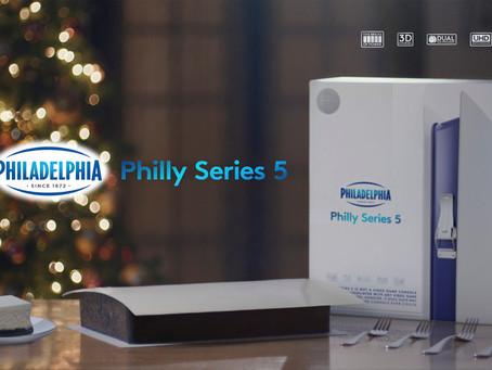 Philadelphia se joue de nous pour les fêtes de Noël