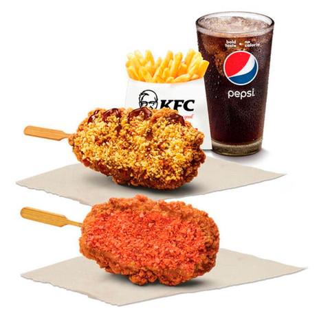 KFC vient d'inventer une nouvelle manière de manger du Poulet