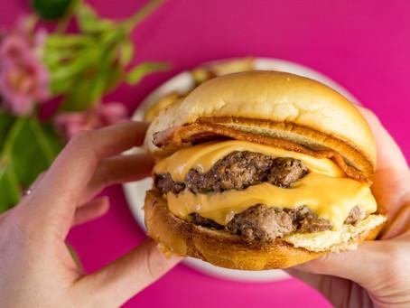 Le Smash Burger à l'assaut du public français