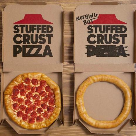 Pizza Hut fête à sa façon la visite des Rois Mages