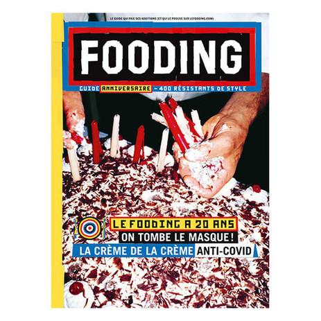 Le guide du Fooding fête ses 20 ans à travers un numéro XXL