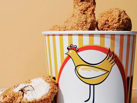 Du poulet frit pour le dessert, ça vous tente?