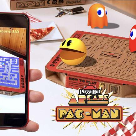 Pizza et Jeux video n'ont jamais fait aussi bon ménage