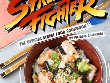 Un livre de cuisine dédié aux fanas de jeux de Baston arrive chez tous les bons libraires