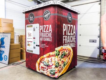 Le Boom des Distributeurs de Pizzas