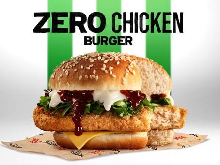 KFC poursuit ses expérimentations dans l'alimentation végétale
