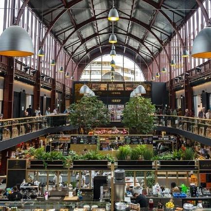 TOP 10 des plus belles Food Courts de France
