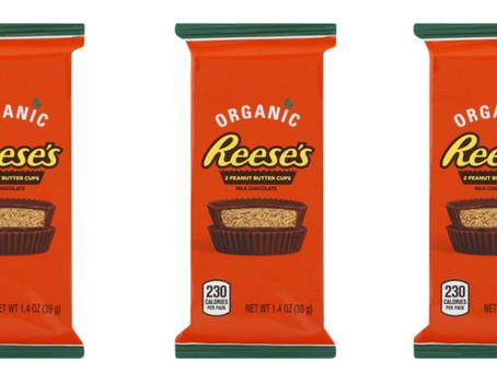 Les chocolats Reese's au Peanut Buttter se mettent au vert