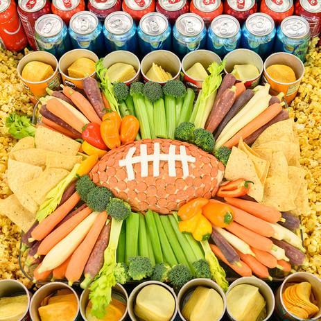 Super Bowl et Bouffe, une love story qui rapporte gros