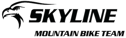 Skyline High School Mountain Bike Team Logo