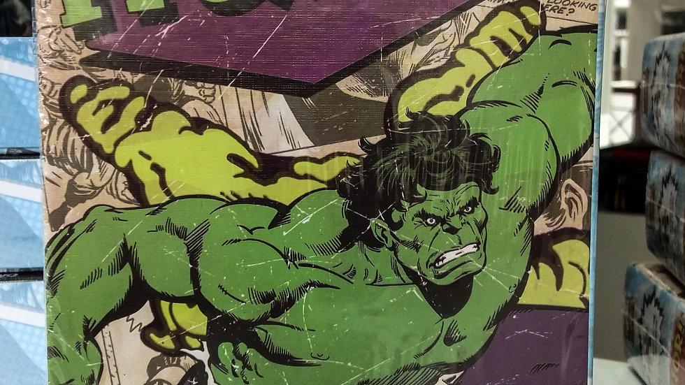 Quebra-Cabeça Hulk