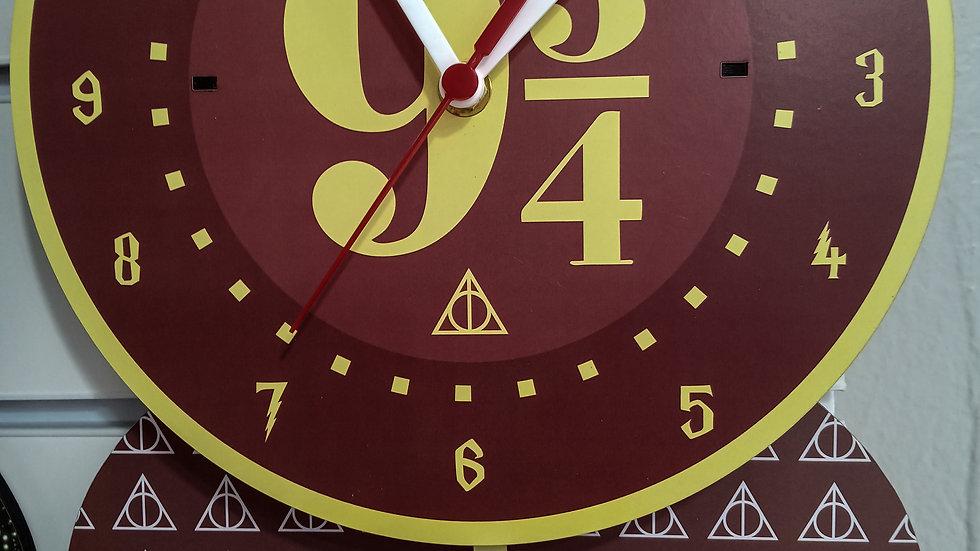 Relogio Hogwarts Express