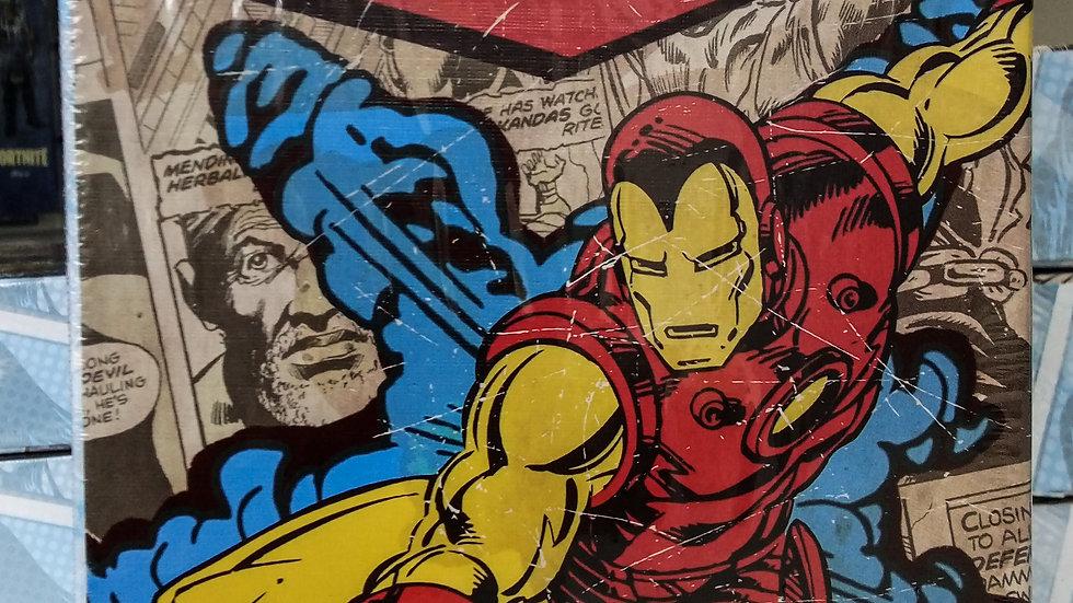 Quebra-Cabeça Iron Man