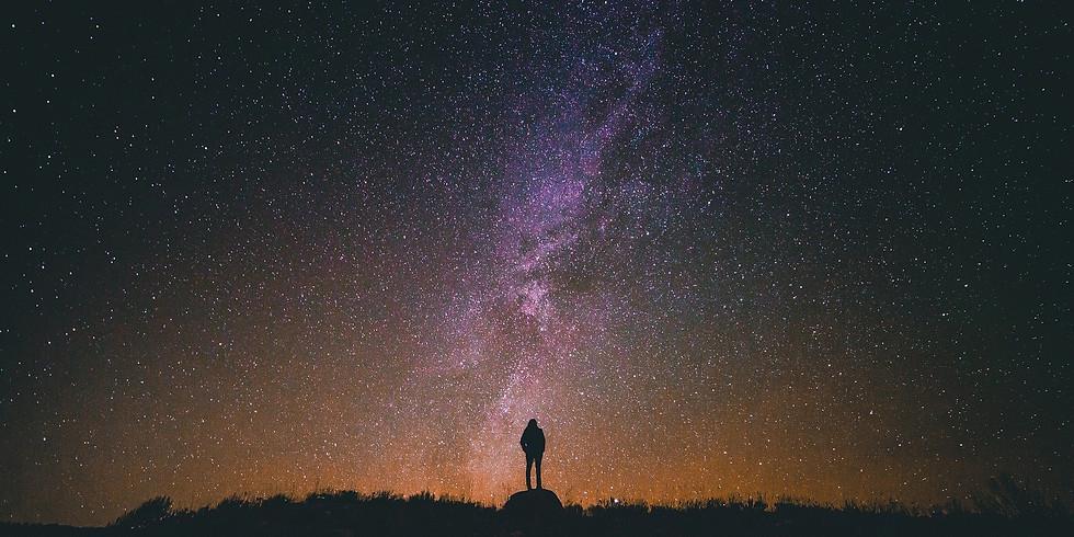 מבט לשמי המדבר - פעילות תצפית כוכבים