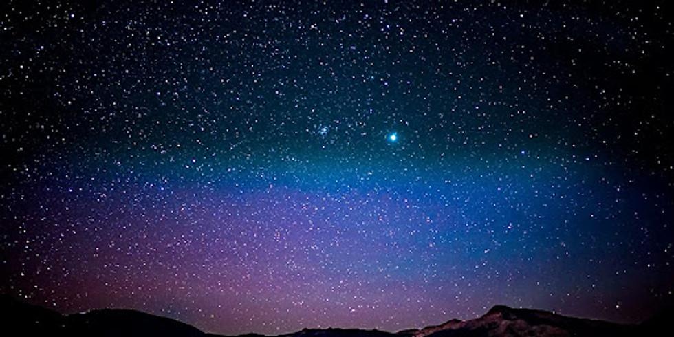 """מוקד כנפי קק""""ל פארק אגם ירוחם / סיור אסטרונומיה לכל המשפחה"""