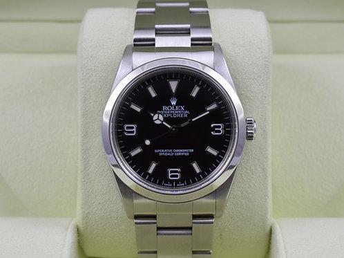 Rolex Explorer I 114270 36mm