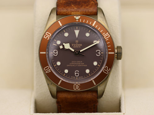 Tudor Black Bay Bronze 79250BM - Box & Papers