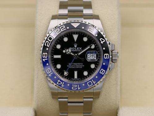 Rolex GMT Master II 116710BLNR - 2018 UNWORN