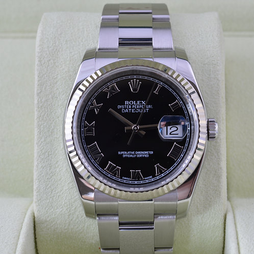 Role DateJust 116234 36mm