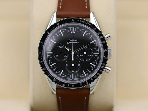 """Omega Speedmaster """"First Omega In Space"""" FOIS 311.32.40.30.01.001 - Box & Papers"""