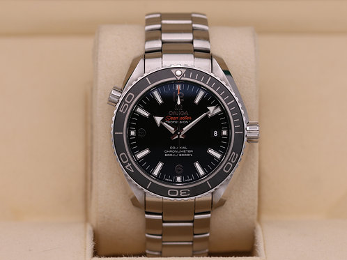 Omega Seamaster Planet Ocean 600M Co-Axial 42mm - Box & Papers