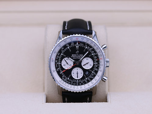 Breitling Navitimer B01 Chronograph 46 Black Dial - 2020 Box & Papers