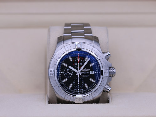 Breitling Super Avenger Chronograph 48 Stainless - 2020 Box & Papers