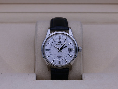 Grand Seiko SBGM235 GMT - 2019 Box & Papers