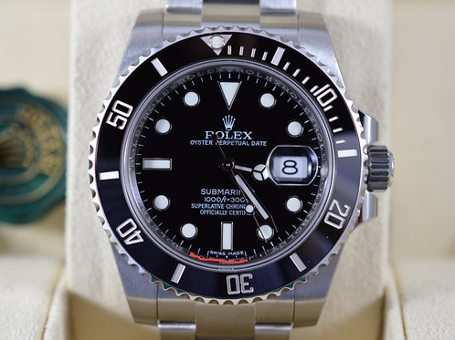 NEW Rolex Submariner 116610LN