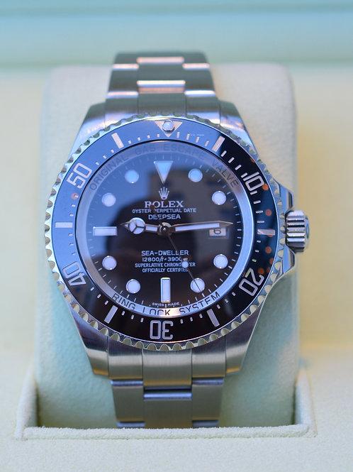Rolex Deepsea Sea Dweller 116660