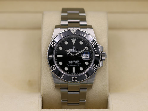Rolex Submariner Date 116610LN Black Dial - 2019 Box & Papers!