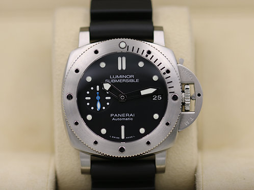 Panerai Luminor Submersible Pam 682 1950 3 Days Automatic - 2017 Box & Papers