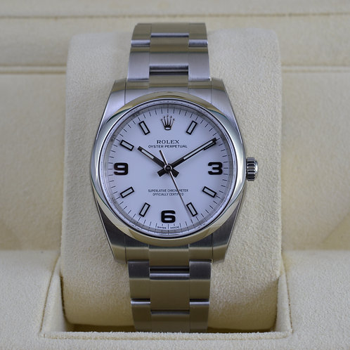 Rolex Oyster Perpetual 114200 - Like NEW
