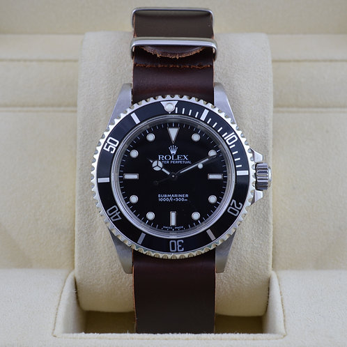 Rolex Submariner 14060 No Date - Head Only