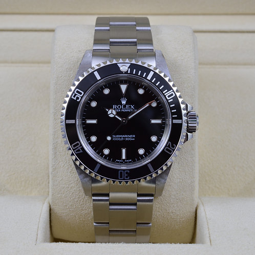 Rolex Submariner No Date 14060M - K Serial