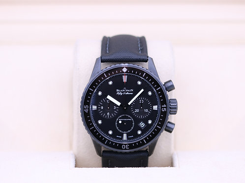 Blancpain Fifty Fathoms Bathyscaphe Chronograph Flyback - Box & Papers