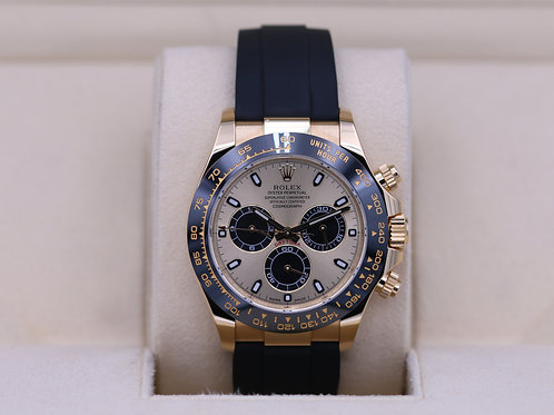 Rolex Daytona 116518LN Champage/Black Subdials - 2019 Box & Papers
