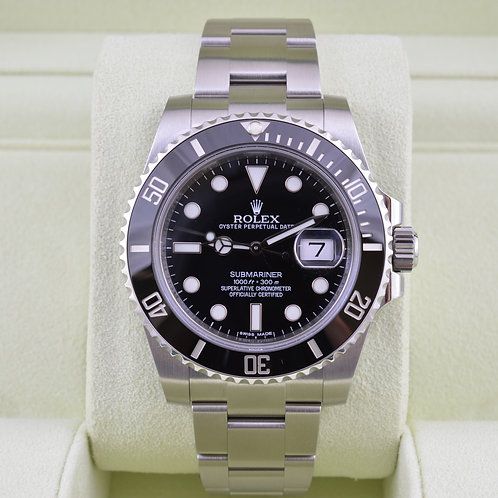 Rolex Submariner Date 116610 - Box and Papers 2014