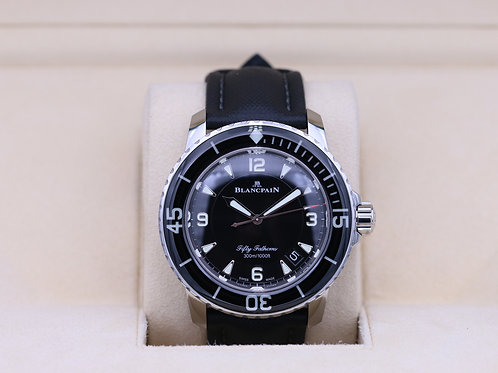 Blancpain Fifty Fathoms Stainless 5015-1130-52A - 2020 Box & Papers