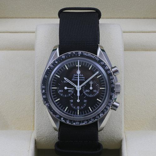 Omega Speedmaster Moonwatch Chronograph 145.022 71 ST Stainless Steel Vintage