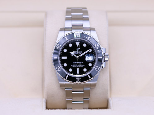 Rolex Submariner Date 116610LN Black Dial Stainless - 2019 Box & Papers!
