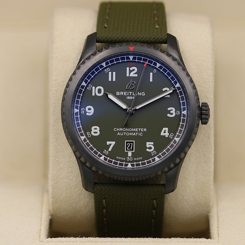 Breitling Aviator 8 Curtiss Warhawk 41mm Automatic - 2019 Box & Papers