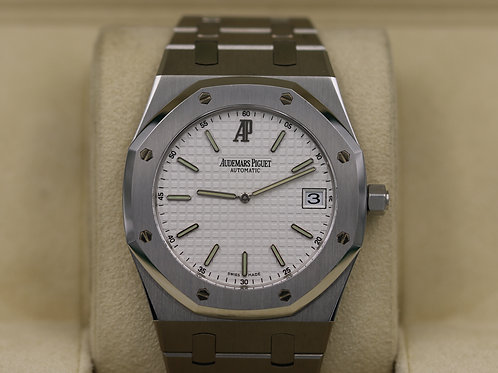 Audemars Piguet Royal Oak Extra Thin 15202 39mm White Dial 15202ST.OO.0944ST.01