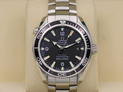 Omega 2201.50 Seamaster Planet Ocean Automatic 42mm - Box & Papers