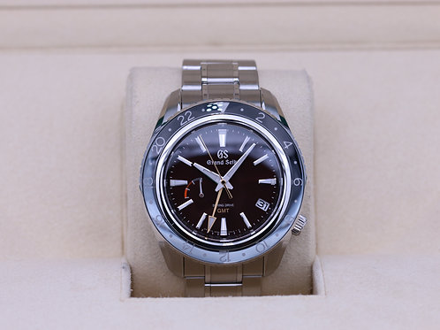 Grand Seiko SBGE245 Spring Drive Sport GMT - 2019 Box & Papers
