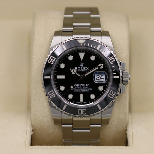 Rolex Submariner Date 116610LN Black Dial - 2019 Box & Papers