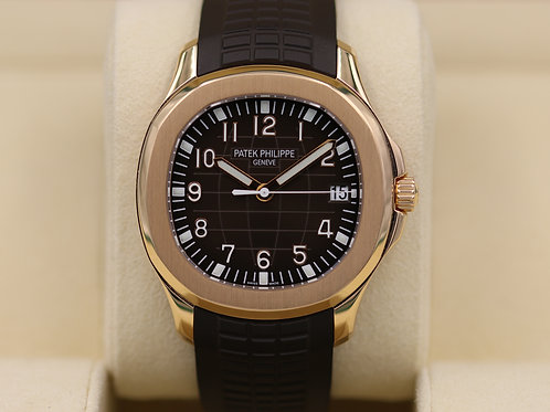 Patek Philippe Aquanaut 5167R-001 18k Rose Gold Automatic 5167R  - Box & Papers