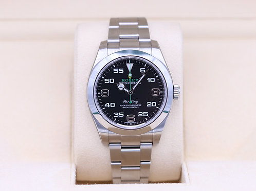 Rolex Air-King 116900 Stainless Steel - Box & Papers