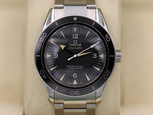 Omega Seamaster 300 Vintage Co-Axial 41mm 233.30.41.21.01.001 - 2017 Box & Paper